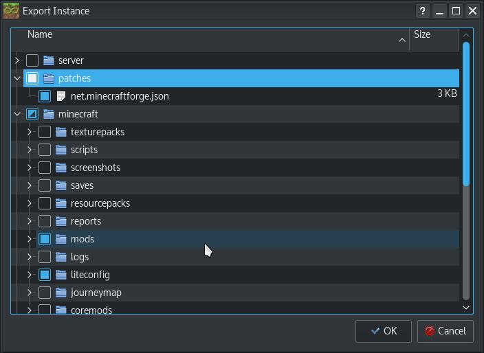 0 4 6 - Bug fixes and improvements! · MultiMC